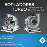 Sopladores Turbo Neuros